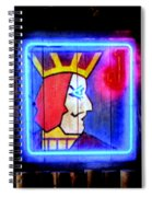 One Eyed Jacks Spiral Notebook