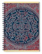 Oreo In Hope1 Spiral Notebook