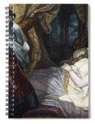 Othello, 19th Century Spiral Notebook