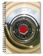 Packard 1936-37 Spiral Notebook