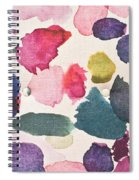Paint Stains Spiral Notebook