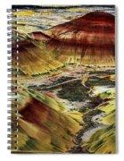 Painted Hills - Oregon Spiral Notebook
