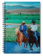 Paiute Cattlemen Spiral Notebook