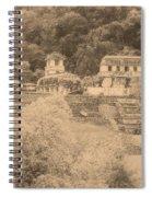 Palenque City Spiral Notebook