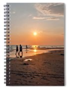 Panama City Florida Spiral Notebook