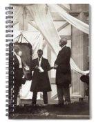 Panama Roosevelt, C1906 Spiral Notebook