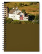 Park City Barn Spiral Notebook