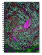 Peacock Dreams Spiral Notebook