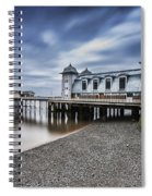 Penarth Pier 1 Spiral Notebook