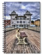 Penarth Pier Pavilion Spiral Notebook