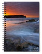 Pennington Dawn Spiral Notebook