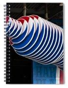 Pepsi Cola Bottle Spiral Notebook
