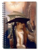 Perseus And Andromeda  Spiral Notebook