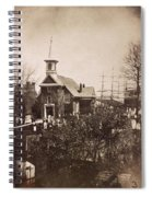 Philadelphia, C1855 Spiral Notebook