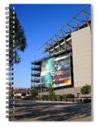 Philadelphia Eagles - Lincoln Financial Field Spiral Notebook
