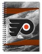 Philadelphia Flyers Spiral Notebook