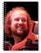 Phish Spiral Notebook