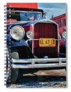 Pierce Arrow 3468 Spiral Notebook