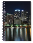 Pittsburgh Panorama Spiral Notebook