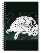 Playful Pups Spiral Notebook
