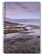 Plomo Beach Spiral Notebook