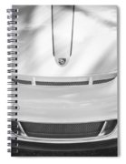 Porsche 911 Gt3 Rs 4.0 Spiral Notebook