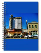 Queen Theater Spiral Notebook