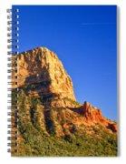 Red Rock Formation Sedona Arizona 28 Spiral Notebook