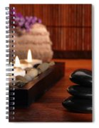 Relaxation Spiral Notebook