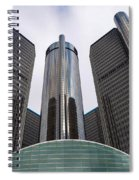 Renaissance Center Spiral Notebook