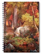 Richards' October Spiral Notebook