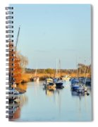 River Frome At Wareham Spiral Notebook