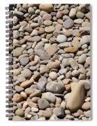 River Rocks Pebbles Spiral Notebook