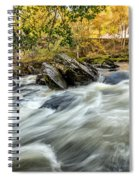 Rocky River Spiral Notebook