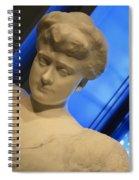 Rodin's Katherine Seney Simpson Spiral Notebook