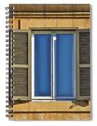 Roman Window Spiral Notebook