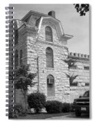 Route 66 - Macoupin County Jail Spiral Notebook