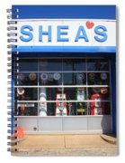 Route 66 - Shea's Filling Station Spiral Notebook