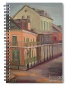 Royal Street II Spiral Notebook