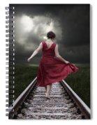 Running Spiral Notebook
