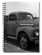 Rusty Ford Truck 2 Spiral Notebook