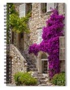 Saint Paul De Vence Spiral Notebook