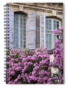 Saint Remy Windows Spiral Notebook