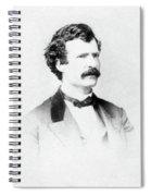 Samuel Langhorne Clemens (1835-1910) Spiral Notebook