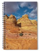 Sandstone Vermillion Cliffs N Spiral Notebook