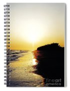 Amazing Sanibel Sunset Spiral Notebook