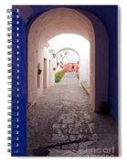 Santa Catalina Monastery Arequipa Peru Spiral Notebook