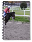 Saratoga Spiral Notebook