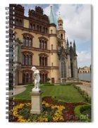 Schwerin - Palace - Germany Spiral Notebook