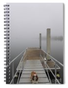 Sea Dog Spiral Notebook